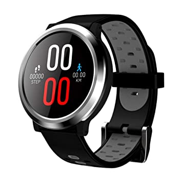 M_CC_USK Smart Watch For Android iOS Phone, Activity Fitness ...