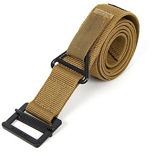 - Balai Men's Combat Rescue Rigger Duty Belt Outdoors Nylon Tactical Belt