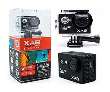 CAMARA DEPORTIVA ACUATICA FULL HD XA8 BIWOND: Amazon.es ...