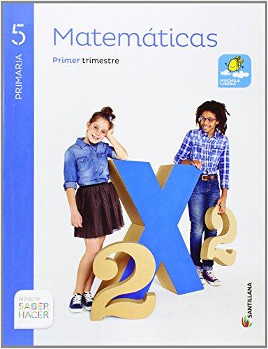 Matematicas 5 Primaria Saber Hacer