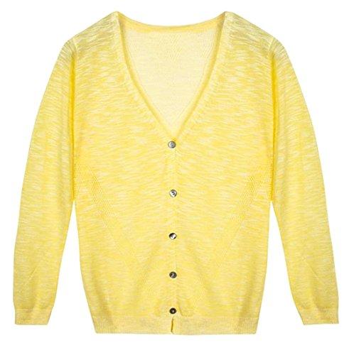 Women Long Sleeve Cotton Linen Casual Long Maxi Kaftan Hippie Dress - 8