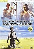 The Adventures of Robinson Crusoe (Complete Series) - 2-DVD Set ( Les Aventures de Robinson Crusoë ) ( Robinson Crusoé ) [ NON-USA FORMAT, PAL, Reg.2 Import - United Kingdom ]