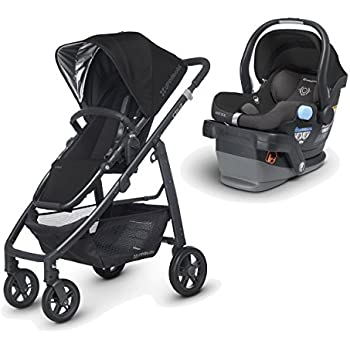 Amazon Com Uppababy 2017 Cruz Stroller With Mesa Car