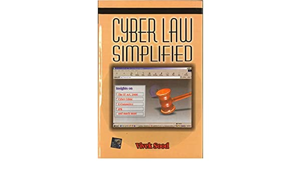 cyber law simplified by vivek sood pdf