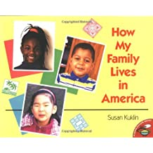 How My Family Lives in America (Aladdin Picture Books)