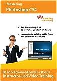 Adobe Photoshop CS4 Video Training - Basic & Advanced Level