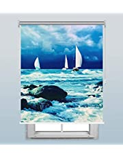 Rolled curtains Rolled sun beam for all rooms Easy to install Width 150 cm Height 200 cm
