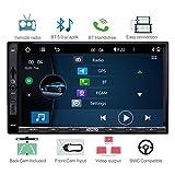 ATOTO W3 W3272 Double Din Car Stereo,Car FM/AM Radio with RBDS,Bluetooth 5.0 w/aptx