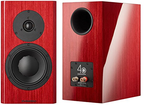 DYNAUDIO Special 40 Monitor Speaker - Pair - RED Birch
