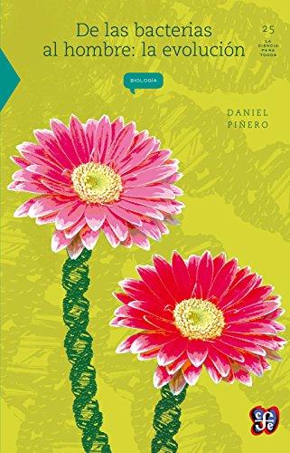 Descargar Libro De Las Bacterias Al Hombre: La Evolución Daniel Piñeiro