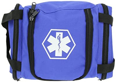 DixiGear First Responder FULLY Stocked Trauma First Aid Kit by DIXIE EMS