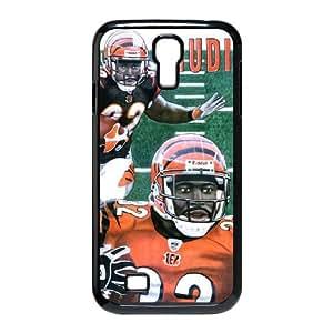 Cincinnati Bengals Samsung Galaxy S4 9500 Cell Phone Case Black 218y3-161990