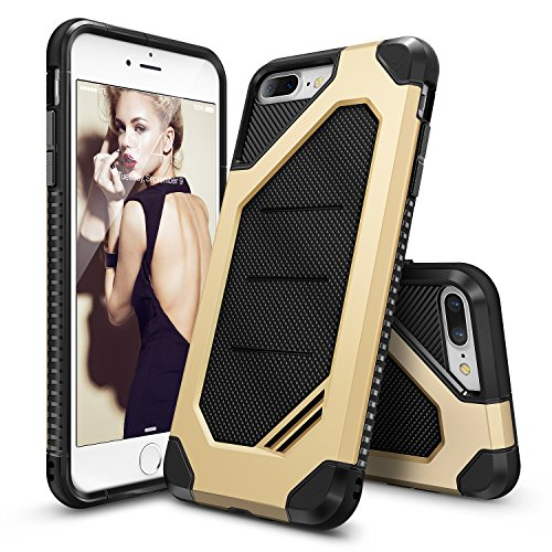 iPhone 7 Plus Case, Ringke [Max] Advanced Dual Layer Heavy (Dual Layer Grip)