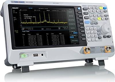 Siglent SSA3021X-TG Digital Spectrum Analyzer 9KHz-1GHz WITH Tracking Generator