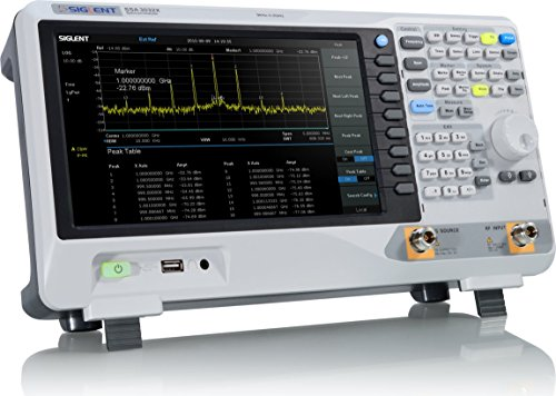 Siglent Ssa3021XTg Digital Spectrum