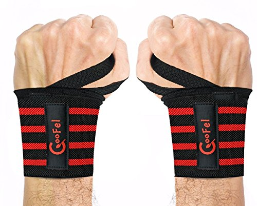 Wrist Wraps Coofel Professional Grade product image