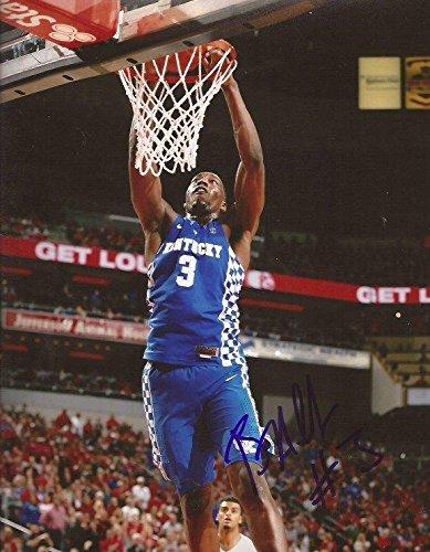 Edrice Bam Adebayo signed Kentucky Wildcats UK 8x10 photo autographed - Autographed College Photos -