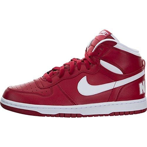 Nike Men 336608-610 Basketball Shoes Red