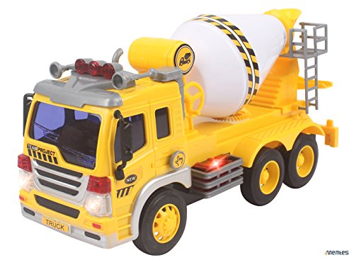 memtes-friction-powered-cement-mixer-truck-toy-with-lights-and-sound-for-kids