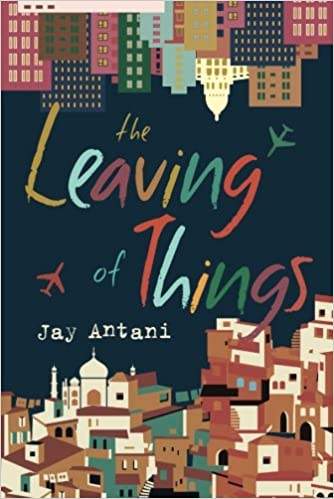 Cover Art for the book The Leaving of Things