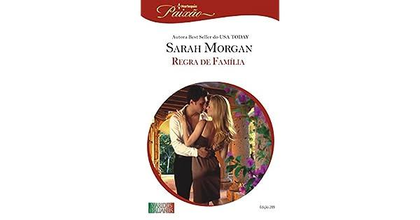 o livro regra de familia sarah morgan