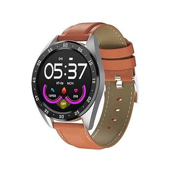 Smartwatch Seguidor de actividad reloj inteligente hombre Mujeres ...