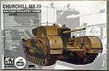Churchill Mk III British Infantry Tank 1-35 AFV Club