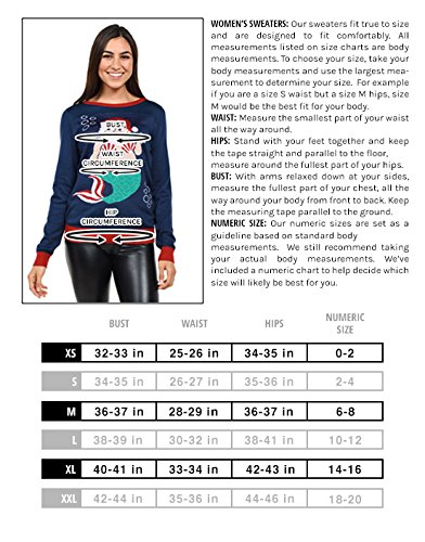 Tipsy Elves Womens Sweet Baby Jesus Christmas Sweater Funny