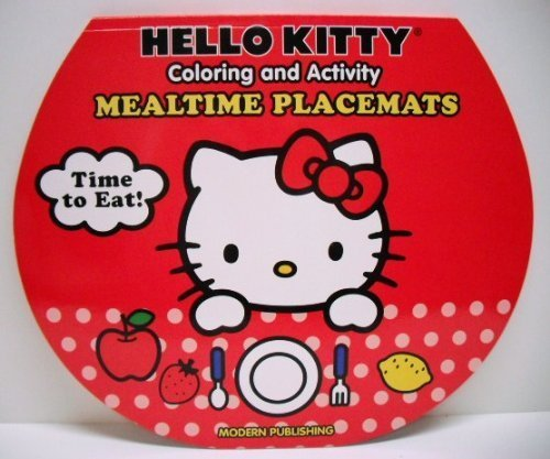 Hello Kitty Coloring & Activity Mealtime (Halloween Activity Sheets Pdf)