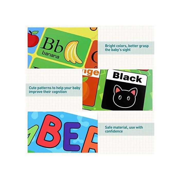 51j7RuTjIoL 10 cartas de carteles de pared de diferentes colores brillantes incluyen letras del alfabeto, números 1-10, números 1-100, formas, colores, estaciones, animales, semana, meses, clima. El póster educativo de cada niño único presenta una variedad de colores llamativos e imágenes lindas y amigables para los niños que les ayudan a mantenerse enfocados mientras aprenden en casa o en el aula. Nuestros carteles preescolares son de aproximadamente 16 x 11 pulgadas y están impresos en papel de calidad para mayor durabilidad. Estos carteles educativos para niños son resistentes a la rotura y al desgaste y son perfectos para el uso en el hogar y el aula.