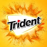 Trident Pineapple Twist Sugar Free Gum, Made with