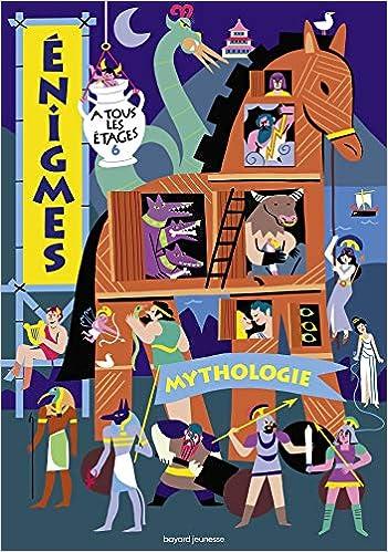 livre jeu sur la mythologie