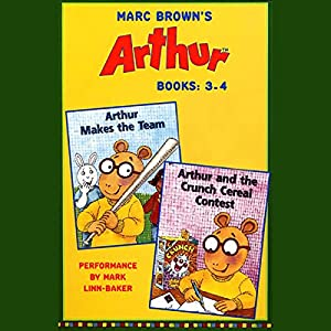 Arthur: Books 3-4 Audiobook