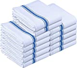 Utopia Towels 12 Pack Dish Towels - Resuable