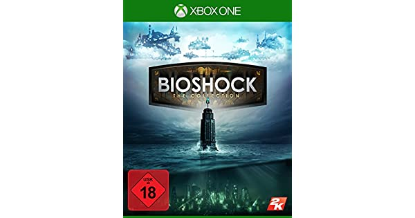 Bioshock - The Collection [Importación Alemana]: Amazon.es: Videojuegos