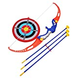 Liberty Imports Sport Toy Archery Bow And Arrow Set for Kids With Arrows, Target, and Quiver