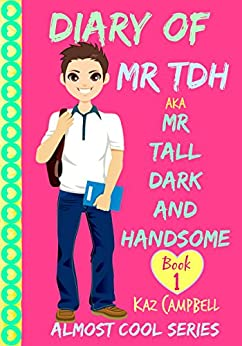 Diary Mr TDH Handsome Changed ebook product image