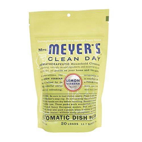 mrs meyers dishwashing packs - 5