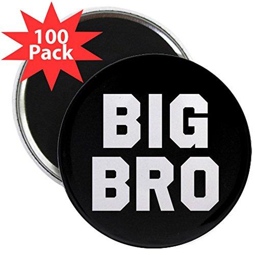 CafePress - Big Bro - 2.25'' Magnet (100 pack) by CafePress