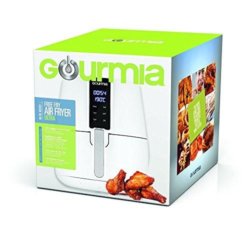 Gourmia Air Fryer With LCD Digital Display – Gourmia GAF450