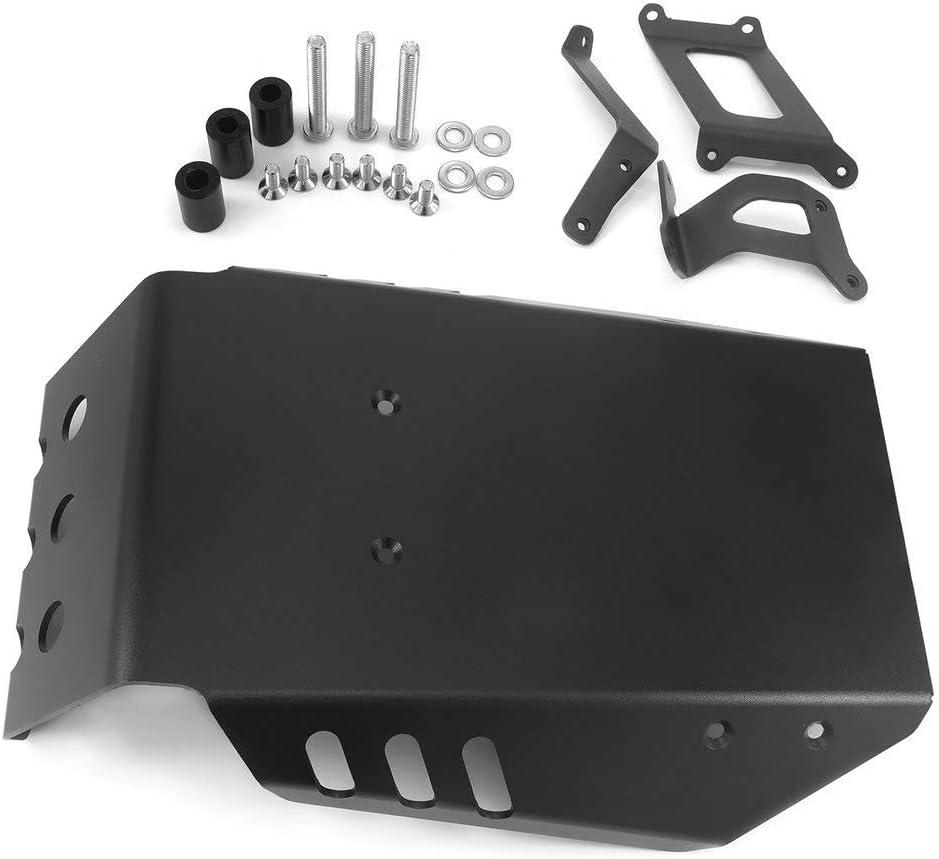 HEINMO Copri paramotore per moto in acciaio inox per Yama ha MT09 FZ09 MT-09 FZ-09 XSR900 Tracer 900 2014-2021