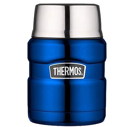 Azur Isotherme Porte MlBleu Thermos Aliments 470 King uTkZPOXi