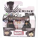 Minimates: The Wolverine (Suit) and Mariko Yashida 2-Pack