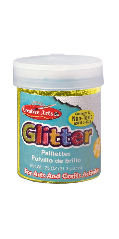 Creative Arts by Charles Leonard Glitter, 16 Ounce Bottle, Red (41130) Charles Leonard Inc.