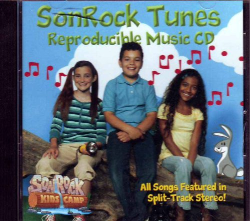 VBS-SonRock-Tunes Reproducible Music CD