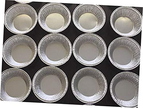 Silver Aluminum Foil Tart Pan 3