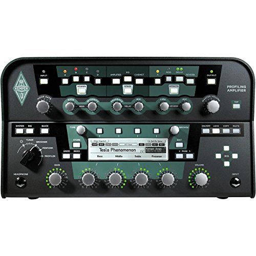 Kemper Profiling Amplifier Black by Kemper