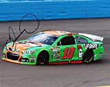 AUTOGRAPHED 2014 Danica Patrick #10 GoDaddy Racing PHOENIX INTERNATIONAL SPEEDWAY (Stewart-Haas Team) Signed Picture 8X10 NASCAR Glossy Photo with COA