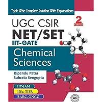 UGC CSIR NET/SET IIT GATE CHEMICAL SCIENCES