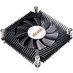 Akasa-KS7-CPU-Cooler-16mm-Low-Profile-PWM-Auto-Speed-Control-35W-TDP-AK-CC6309EP01-Compatible-with-Intel-LGA-1200-Intel-LGA115X